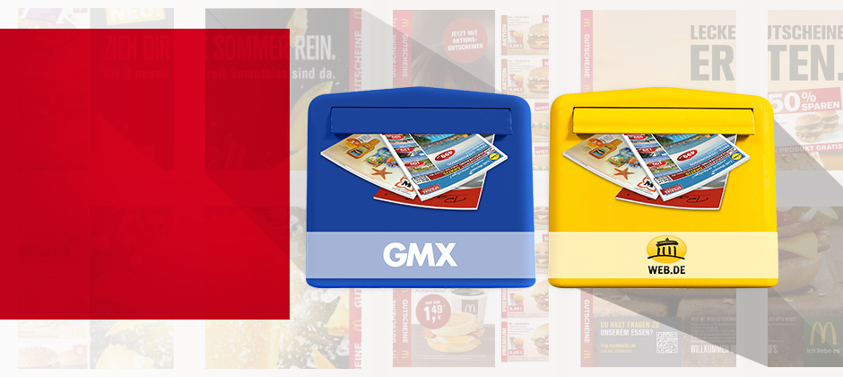 GMX and WEB.DE Flyers