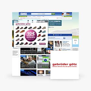 f3d774d459886b Wie gezielte Bannerwerbung dem Schuhe-Online-Shop Kosten spart und inaktive  Kunden wirkungsvoll wieder zu Bestellern macht.